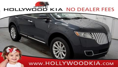 2014 Lincoln MKX for sale in Hollywood, FL