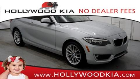 2015 BMW 2 Series for sale in Hollywood, FL