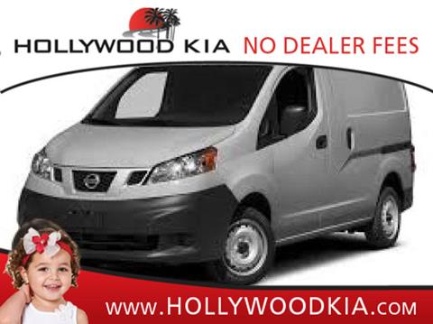 2014 Nissan NV200 for sale in Hollywood, FL