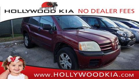 2005 Mitsubishi Endeavor for sale in Hollywood, FL