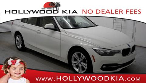 2016 BMW 3 Series for sale in Hollywood, FL