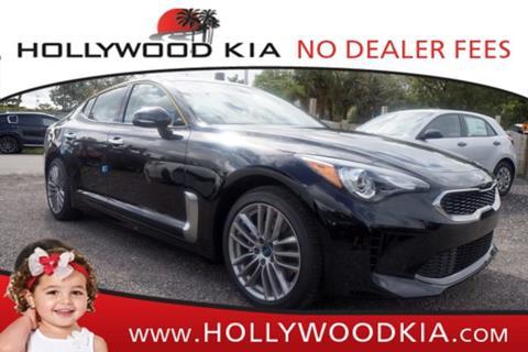 2018 Kia Stinger for sale in Hollywood, FL