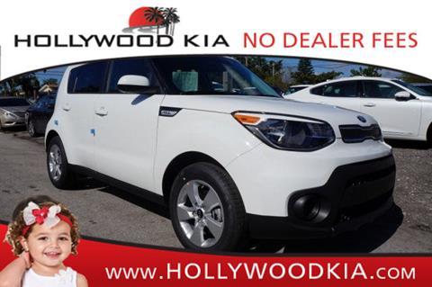 2018 Kia Soul for sale in Hollywood, FL