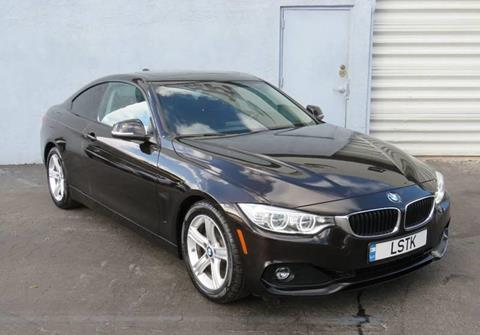 2014 BMW 4 Series for sale at JumboAutoGroup.com - Carsntoyz.com in Hollywood FL