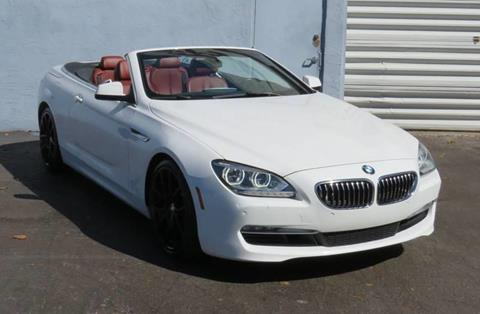 2012 BMW 6 Series for sale at JumboAutoGroup.com - Carsntoyz.com in Hollywood FL