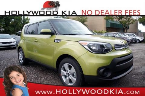 2019 Kia Soul for sale in Hollywood, FL