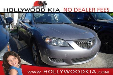 2006 Mazda MAZDA3 for sale in Hollywood, FL