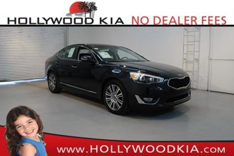 2015 Kia Cadenza for sale in Hollywood, FL