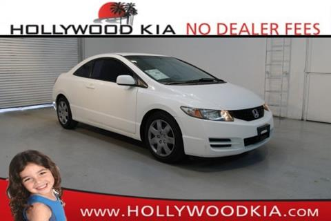 2011 Honda Civic for sale in Hollywood, FL