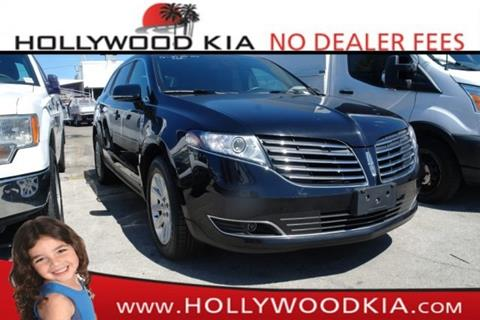 2017 Lincoln MKT Town Car for sale in Hollywood, FL