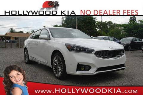 2019 Kia Cadenza for sale in Hollywood, FL
