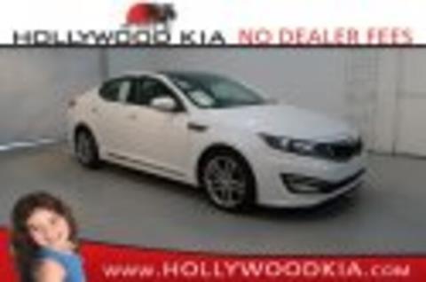 2013 Kia Optima for sale in Hollywood, FL