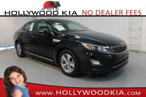 2015 Kia Optima Hybrid for sale in Hollywood, FL