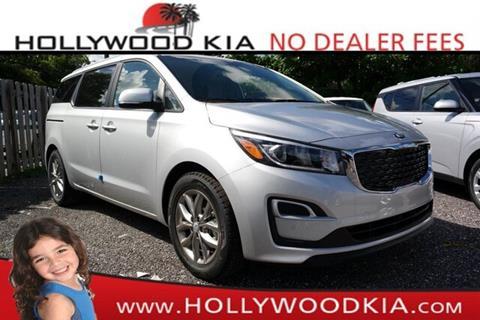 2019 Kia Sedona for sale in Hollywood, FL