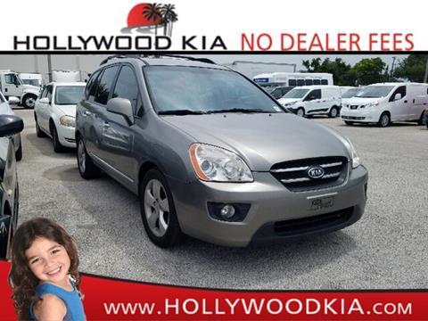 2009 Kia Rondo for sale in Hollywood, FL