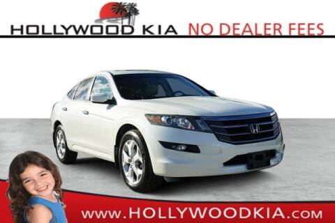2011 Honda Accord Crosstour for sale in Hollywood, FL