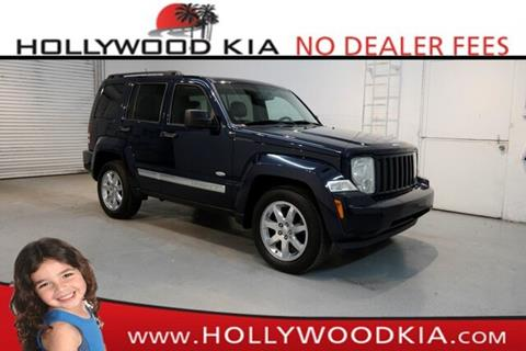 2012 Jeep Liberty for sale in Hollywood, FL
