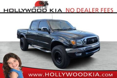 2002 Toyota Tacoma for sale in Hollywood, FL