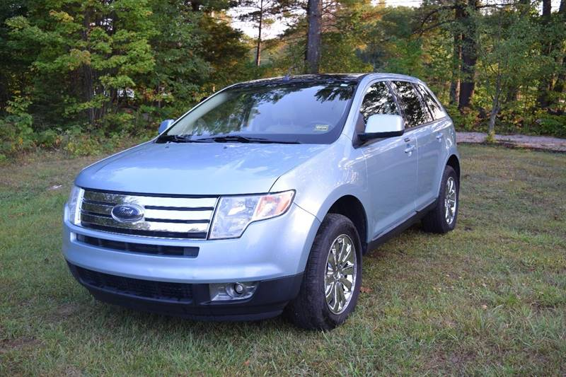 Ford Edge For Sale At Bl Autos In Minot Me