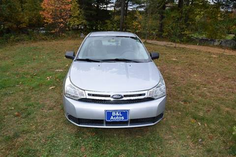 2008 Ford Focus for sale in Minot, ME
