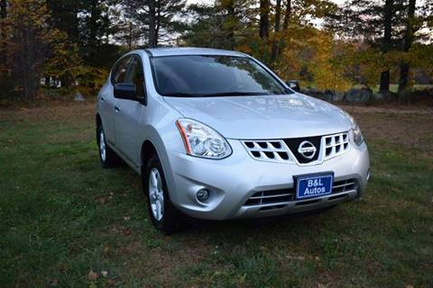 2012 Nissan Rogue for sale in Minot, ME