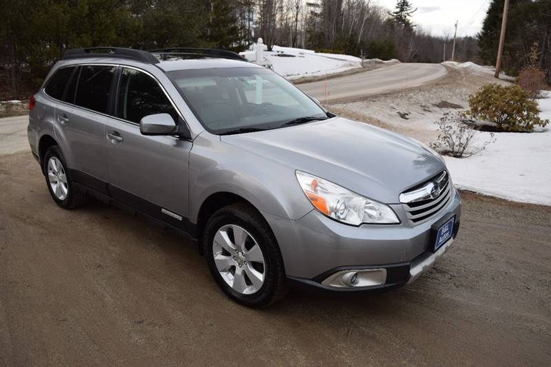 2011 Subaru Outback 25i Limited In Minot Me Bl Autos
