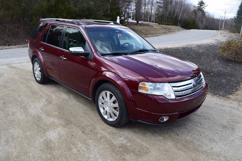 2008 Ford Taurus X Limited In Minot Me Bl Autos