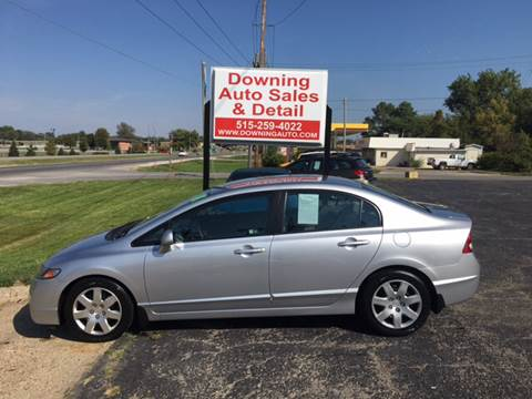 2010 Honda Civic for sale in Des Moines, IA