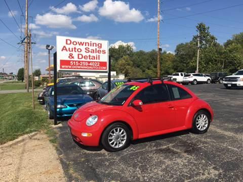 2005 Volkswagen New Beetle for sale in Des Moines, IA