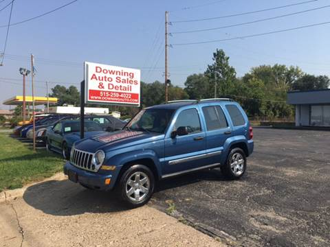 2005 Jeep Liberty for sale at Downing Auto Sales in Des Moines IA