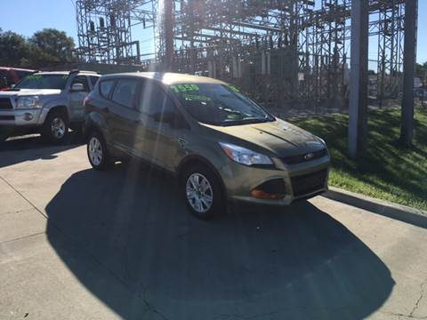 2013 Ford Escape for sale at Downing Auto Sales in Des Moines IA