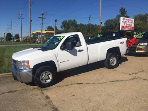 2009 Chevrolet Silverado 3500HD for sale at Downing Auto Sales in Des Moines IA