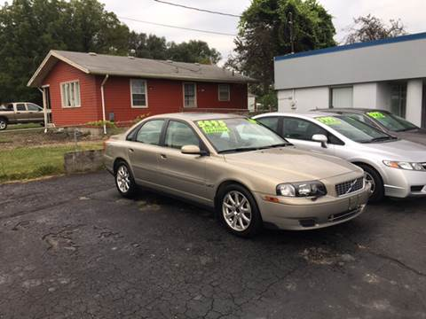 2004 Volvo S80 for sale at Downing Auto Sales in Des Moines IA