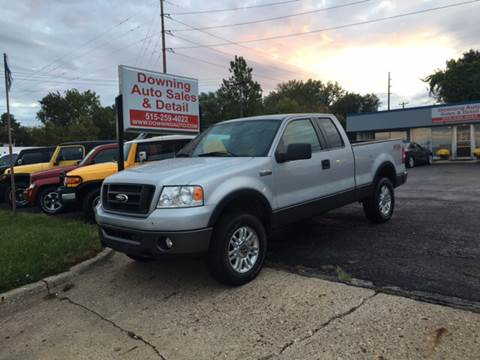 2007 Ford F-150 for sale at Downing Auto Sales in Des Moines IA