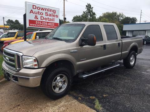 2005 Ford F-250 Super Duty for sale in Des Moines, IA
