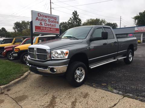 2008 Dodge Ram Pickup 3500 for sale at Downing Auto Sales in Des Moines IA