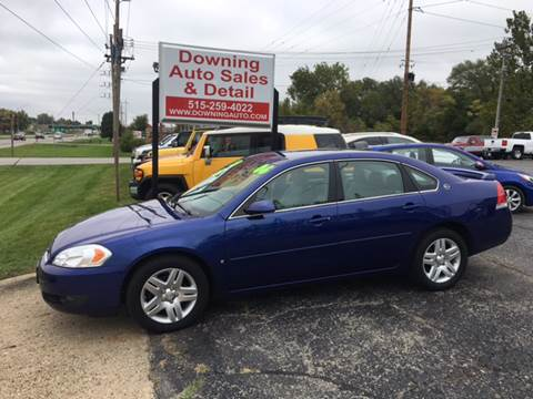 2006 Chevrolet Impala for sale at Downing Auto Sales in Des Moines IA