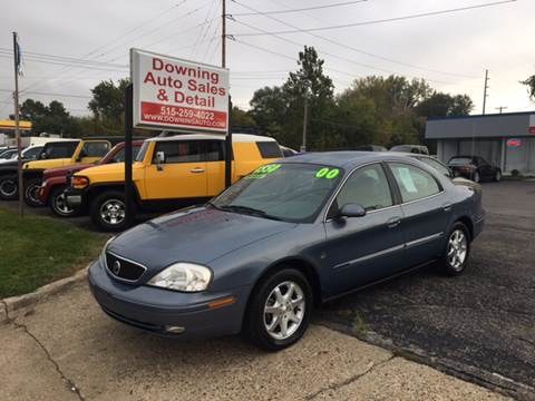 2000 Mercury Sable for sale in Des Moines, IA