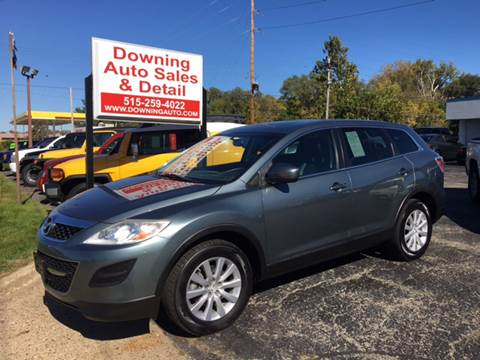 2010 Mazda CX-9 for sale in Des Moines, IA
