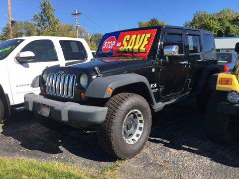 2007 Jeep Wrangler Unlimited for sale in Des Moines, IA
