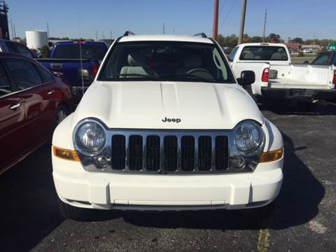 2006 Jeep Liberty for sale in Des Moines, IA