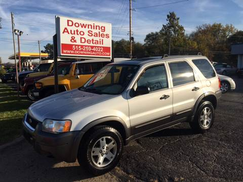 2004 Ford Escape for sale in Des Moines, IA