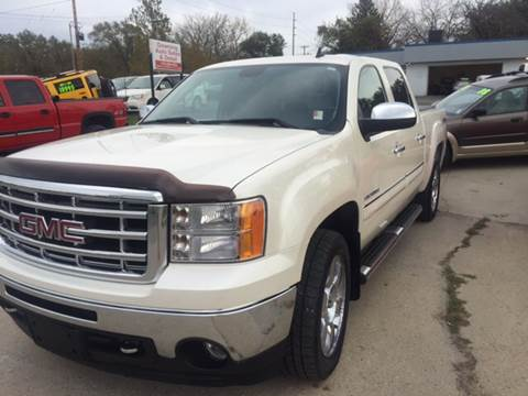 2011 GMC Sierra 1500 for sale at Downing Auto Sales in Des Moines IA