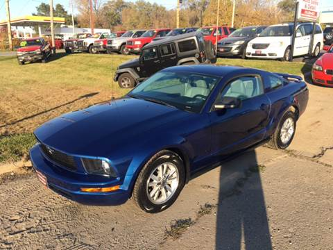 2006 Ford Mustang for sale at Downing Auto Sales in Des Moines IA