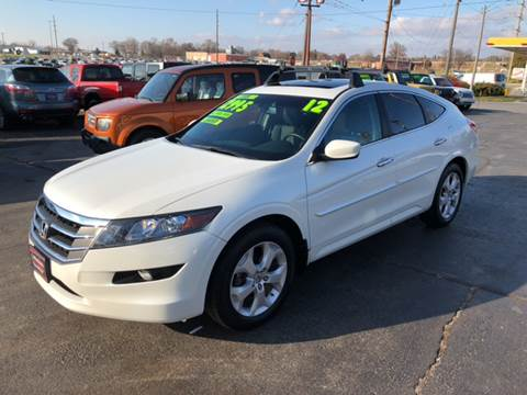 2012 Honda Crosstour for sale at Downing Auto Sales in Des Moines IA