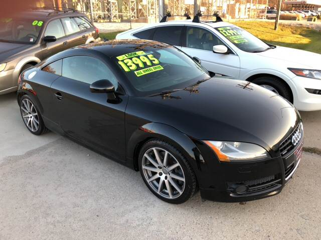 2008 audi tt 3 2 quattro in des moines ia downing auto sales. Black Bedroom Furniture Sets. Home Design Ideas