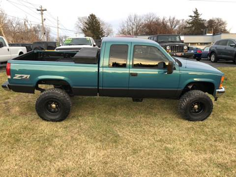 1997 Chevrolet C/K 1500 Series for sale at Downing Auto Sales in Des Moines IA