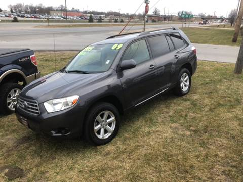 2009 Toyota Highlander for sale at Downing Auto Sales in Des Moines IA