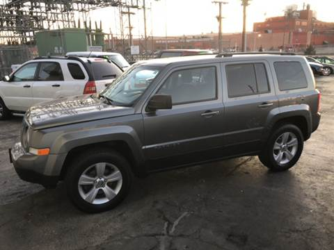 2012 Jeep Patriot for sale at Downing Auto Sales in Des Moines IA