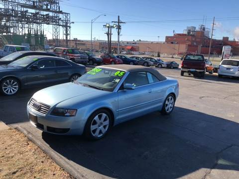 2005 Audi A4 for sale at Downing Auto Sales in Des Moines IA